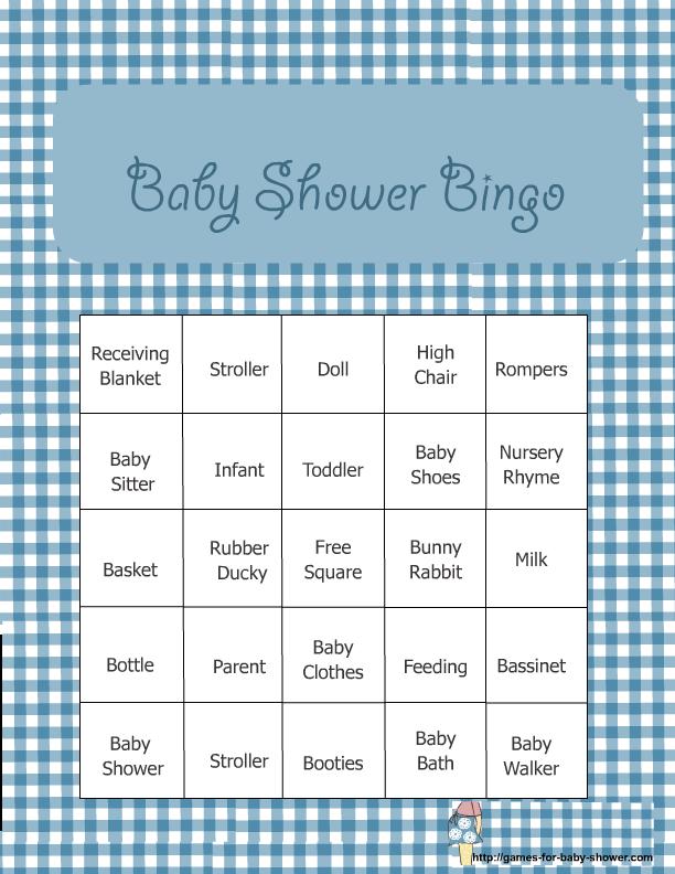 baby shower bingo blue zip baby shower bingo pink zip baby shower